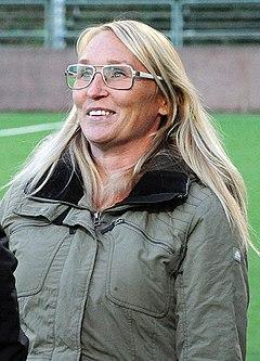 Frida Östberg Swedish female association football player