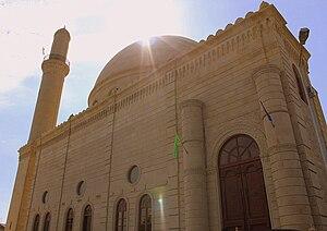 Buzovna - Image: Friday mosque of Ali ibn Abu Talib, Buzovna, 2010 (3)