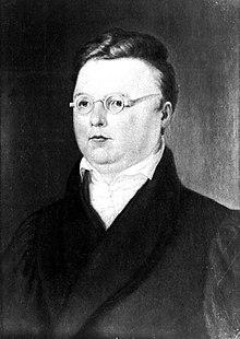 Friedrich Arnold Brockhaus (Source: Wikimedia)