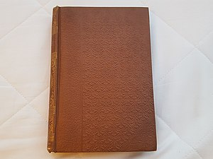 The Snow-Image, and Other Twice-Told Tales - Front Cover - First Edition Printed in 1851