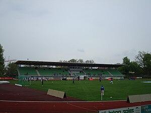 Fuchs-Park-Stadion - Image: Fuchsparkstadion