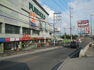 Maysan Road - Puregold Paso de Blas on NLEX and Maysan Road