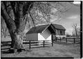 GENERAL VIEW OF HOUSE FROM NORTHEAST - Reel Farm, House, Landing Road, Sharpsburg, Washington County, MD HABS MD,22-SHARP.V,22-1.tif
