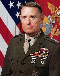 Carl Epting Mundy Jr. United States Marine Corps Commandant