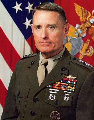 Carl Epting Mundy Jr. - Image: GEN Carl E. Mundy, Jr