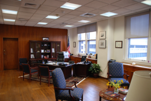 United States General Services Administration Building - Image: GSA Administrator Suite Office