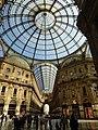 Gallery V. Emanuele II, Milan, Italy (9471449155).jpg