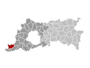 Galmaarden - Image: Galmaarden Locatie