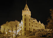 Gamlehaugen castle in Bergen, Norway