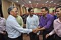 Ganga Singh Rautela Meets With His Workmates - NCSM - Kolkata 2016-02-29 1745.JPG