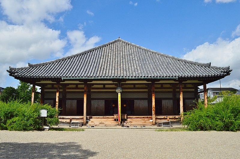 元興寺極楽坊 本堂