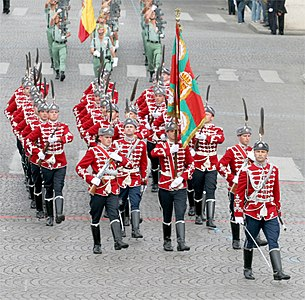 Garde nationale bulgare