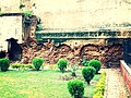 Garden adjacent to the boundary wall - Shrine of Mahabat Khan.jpg