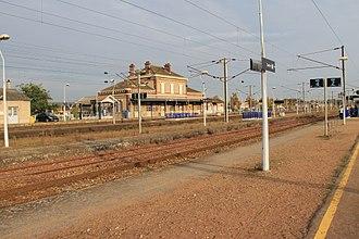 Oissel - Oissel railway station
