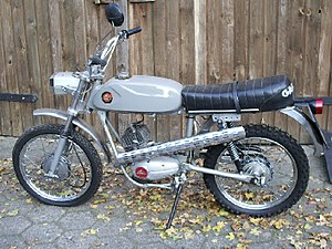 Garelli Motorcycles - Garelli Cross 1968