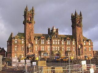 Gartloch Hospital Hospital in Glasgow, Scotland