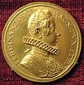 Gasparo mola, medaglia di ferdinando II de' medici, 1622 (oro).JPG