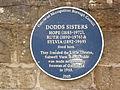 Gateshead Blue Plaque- Dodds Sisters.JPG