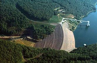 Gathright Dam - Gathright Dam