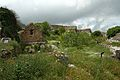 Gaucin, Castillo del Águila, ruinas de edificaciones.jpg
