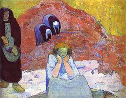 Miserie umane, olio su tela, 73x92 cm, 1888, Ordrupgaard M., Copenaghen