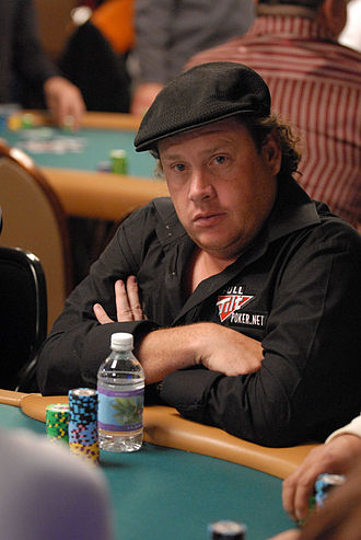 Gavin Smith (poker player) - Gavin Smith at the 2007 World Series of Poker