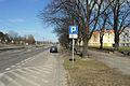 Gdańsk Brzeźno aleja Hallera.JPG