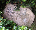 Gedenkstein Jochen-Klepper-Park (Stegl) Jochen Klepper.jpg
