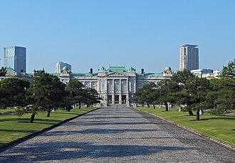 Akasaka Palace - Akasaka Palace