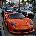 Gemballa Carrera GT and 2 Phantoms.jpg