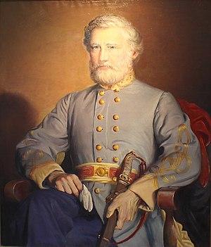 Henry L. Benning - Portrait of Gen. Henry Lewis Benning by Bjorn Egeli
