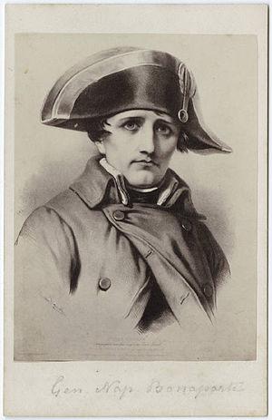 General Napolean Bonaparte