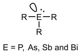 Nontrigonal pnictogen compounds