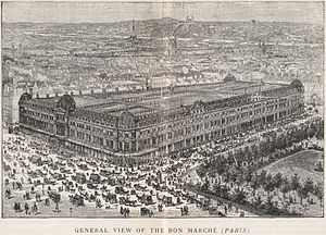 Aristide Boucicaut - Le Bon Marché (1892)