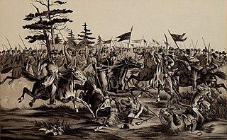 Battle of Yellow Tavern Battle of the American Civil War