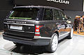 Geneva MotorShow 2013 - Land Rover Range Rover Autobiography rear.jpg