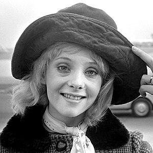 Geneviève Waïte - Waïte in 1969