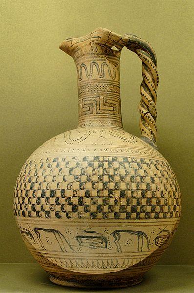 Fichier:Geometric oinochoe Louvre CA1821.jpg