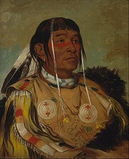 Native American leader