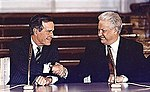 George H. W. Bush and Boris Yeltsin 1993.jpg