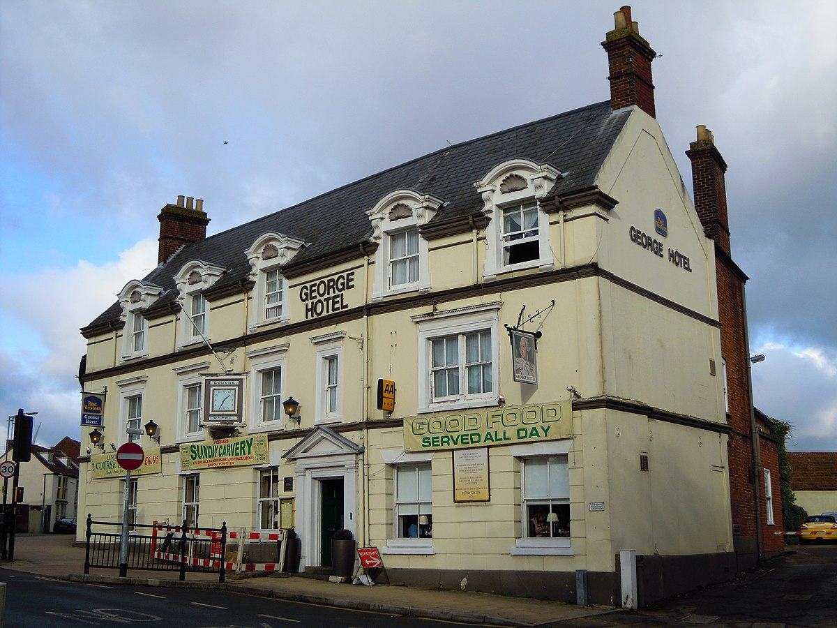 George Hotel Swaffham Telephone Number