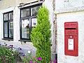 George VI postbox, Milton Abbas - geograph.org.uk - 970304.jpg
