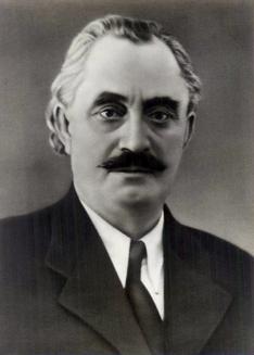 Georgi Dimitrov Bulgarian politician