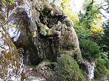 Gessnergrotte in der Ermitage Arlesheim (Quelle: Wikimedia)