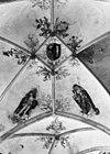 gewelfschildering kooromgang 2e vak noord-zijde - deventer - 20054576 - rce