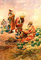 Gigo Gabashvili. Bukharians selling watermelon.jpg