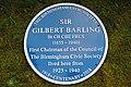 Gilbert Barling Blue Plaque erection - 2018-02-16 - Andy Mabbett - 01.jpg