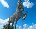 Ginger the Horse - geograph.org.uk - 2503079.jpg