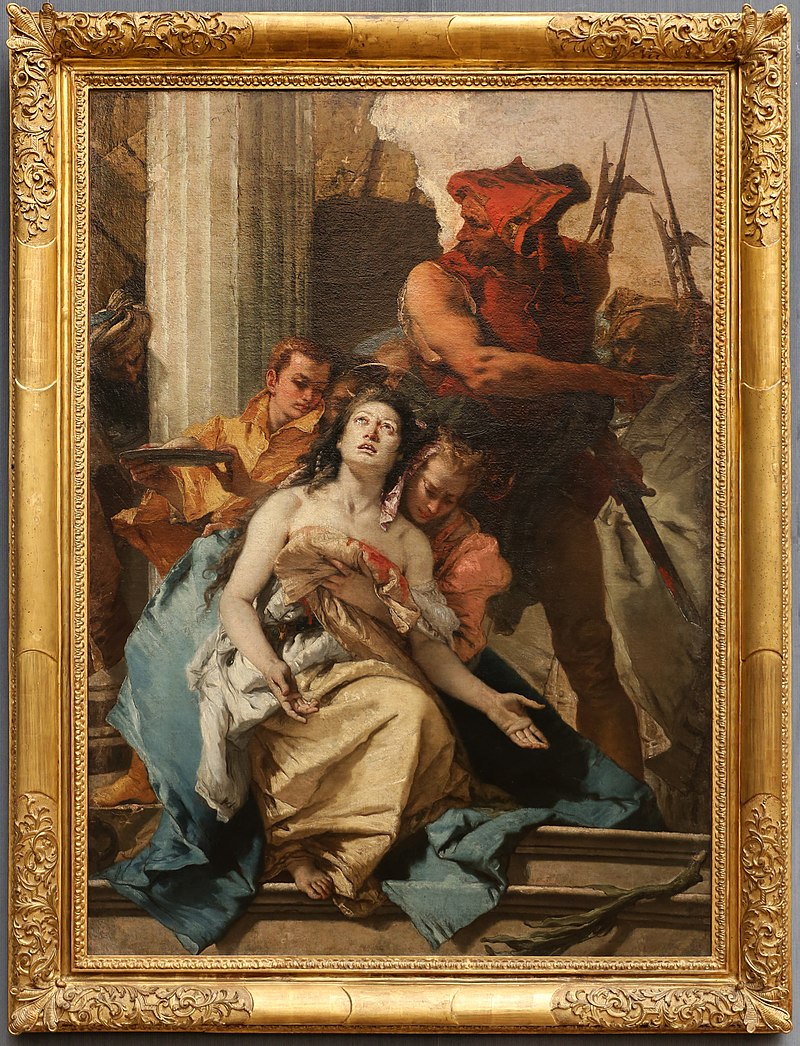 Giovan battista tiepolo, il martirio di sant'agata, 1755 ca. 01.jpg