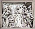 Giovan francesco rossi su dis. di alessandro algardi, storie del nuovo testamento in stucco, 1650 ca., discesa al limbo.jpg